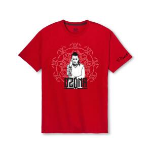 Ozuna Camiseta de Aura Roja