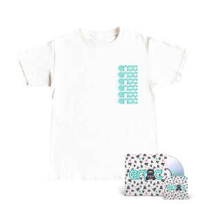 ENOC Camiseta Blanca + Álbum