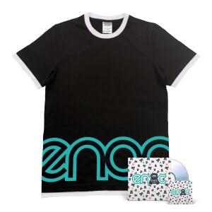 ENOC Camiseta de Timbre Negra + Álbum