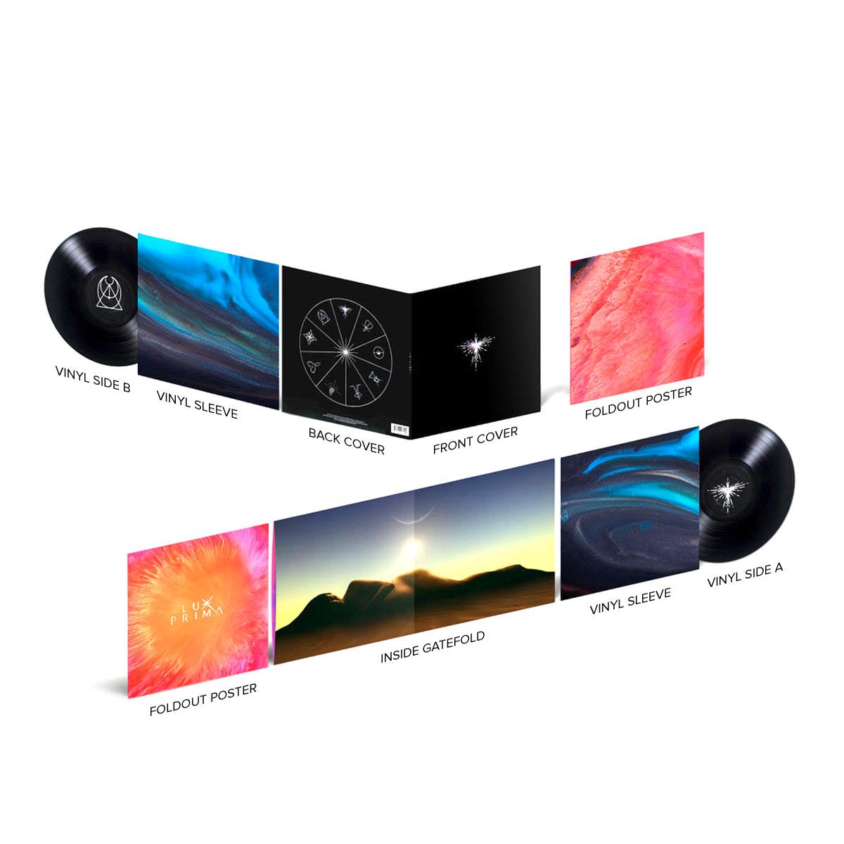 Lux Prima Vinyl LP