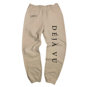 Déjà vu Pantalones Deportivos Beige