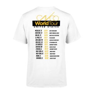 CNCO - Camiseta Gira mundial