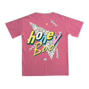 Honey Boo Camiseta Rosa