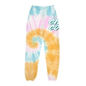 Honey Boo Pantalones Teñidos Anudados