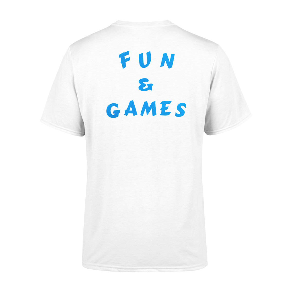 The Connells Fun & Games T-shirt