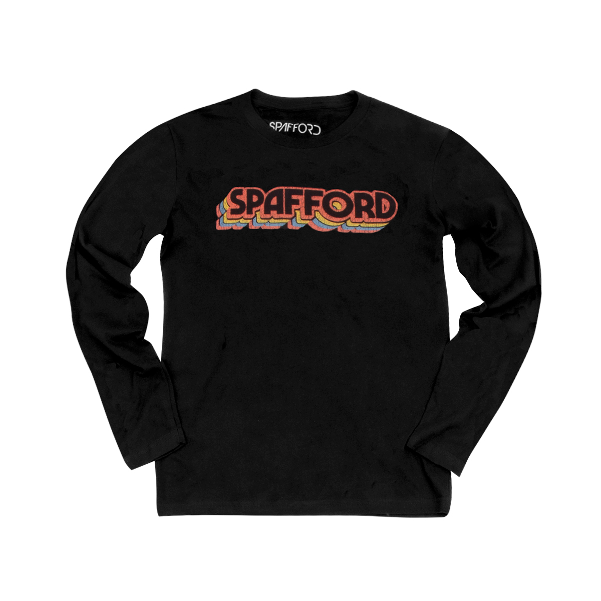 Spafford Logo Long Sleeve Tee