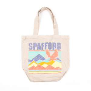 Eagle Canvas Tote