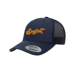 Spafford Retro Logo Hat