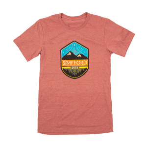 Clay Badge Tee