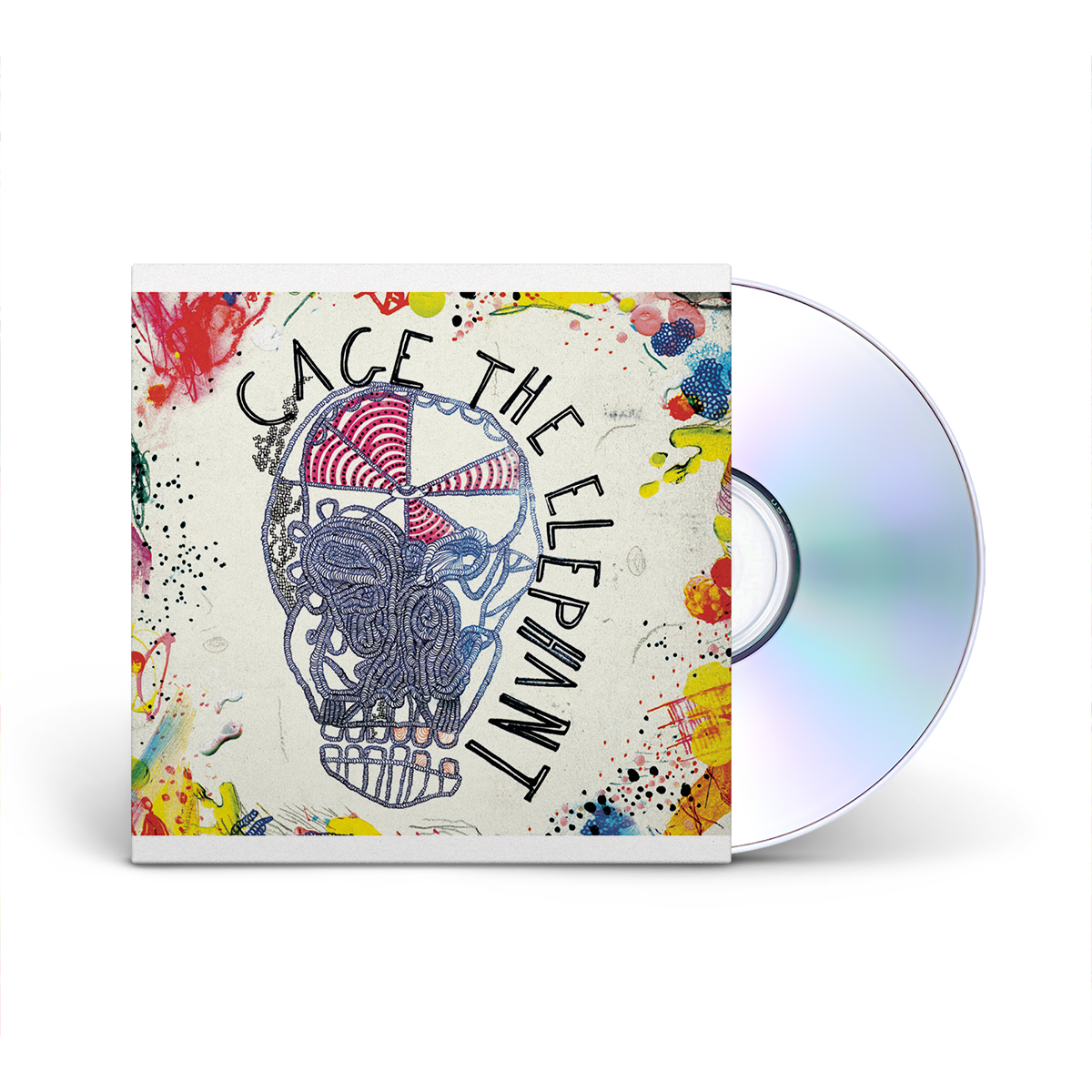 Cage The Elephant CD