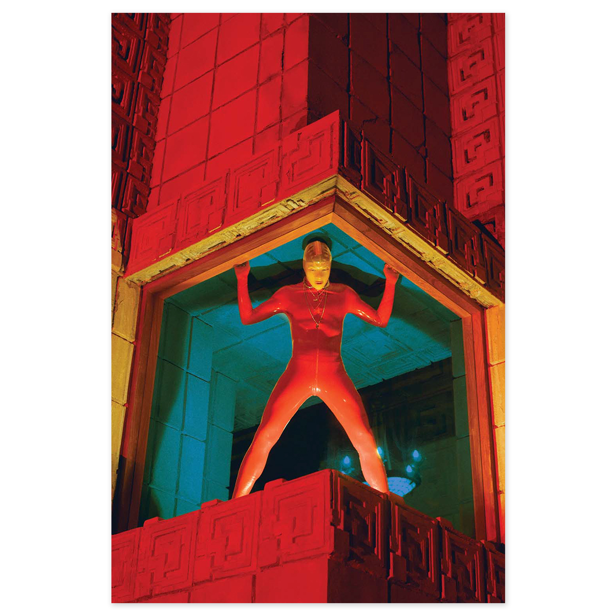 Cage The Elephant - Social Cues Deluxe Translucent Pink Vinyl + 3-Poster Set