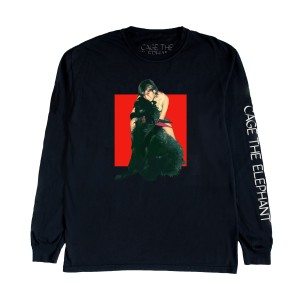 Ready to Let Go Black Long Sleeve T-Shirt + Digital Download