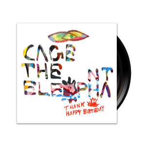 Thank You Happy Birthday Vinyl