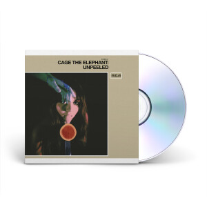 Unpeeled CD