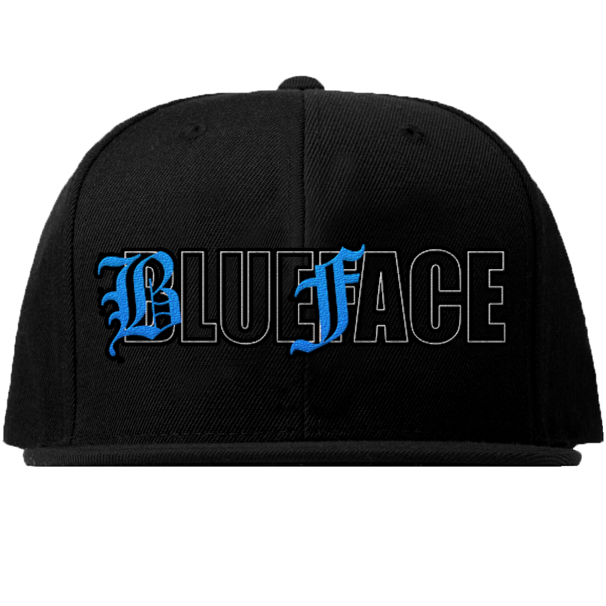 Blueface Snapback