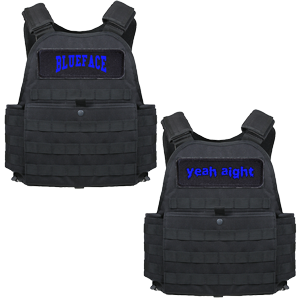 Blueface Flak Jacket