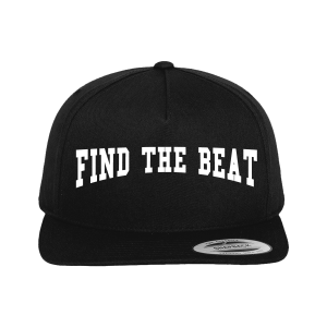 Find The Beat Snapback