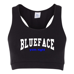 Blueface Sports Bra