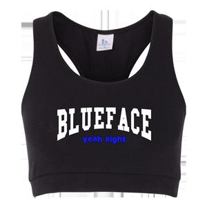 Blueface Sports Bra