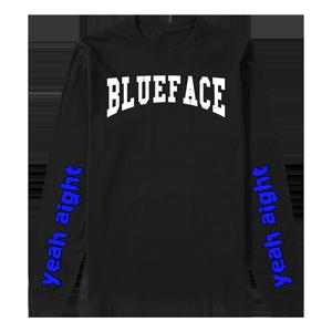 Blueface Long Sleeve Tee