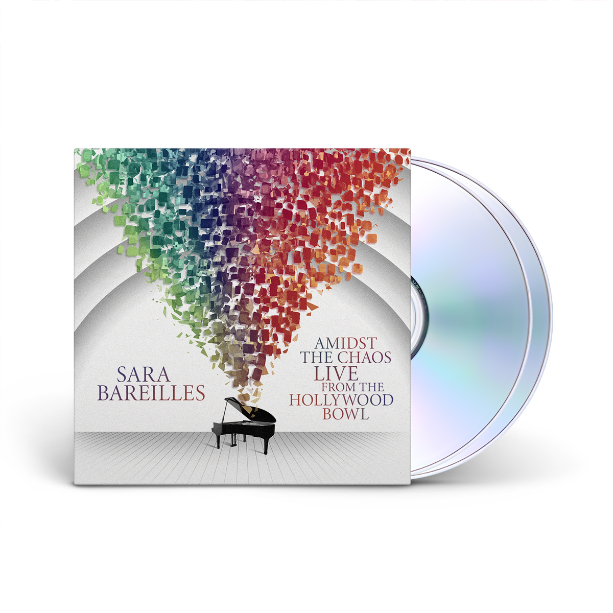 Sara Bareilles - Amidst the Chaos: Live from the Hollywood Bowl 2 CD