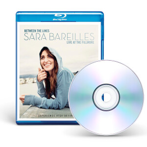 Sara Bareilles - Between The Lines: Sara Bareilles Live at the Fillmore DVD