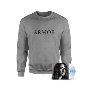 Sara Bareilles Amidst The Chaos CD + Armor Sweatshirt