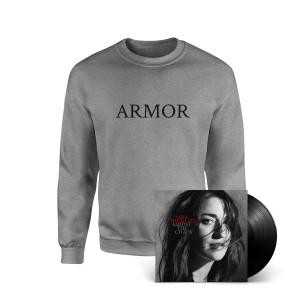 Sara Bareilles Amidst The Chaos LP + Armor Sweatshirt