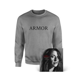 Sara Bareilles Amidst The Chaos Download + Armor Sweatshirt