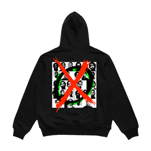 Cross Out Hoodie + Father Of 4 Download