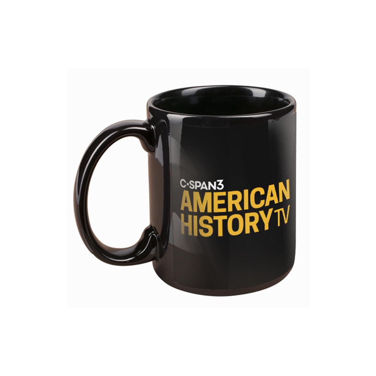 C-SPAN3 American History TV Logo Mug