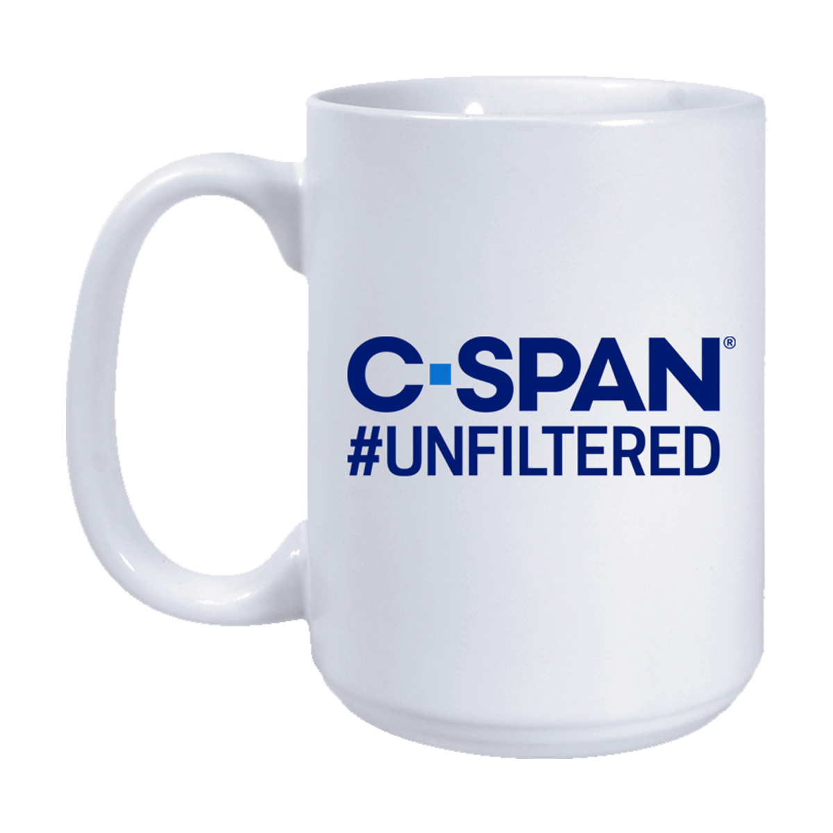 C-SPAN #Unfiltered 15oz Mug