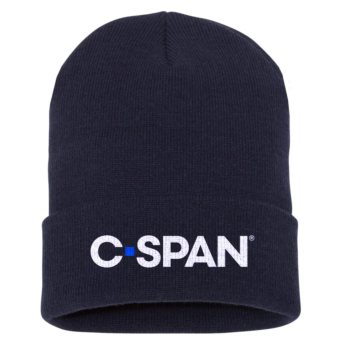 C-SPAN Logo Beanie