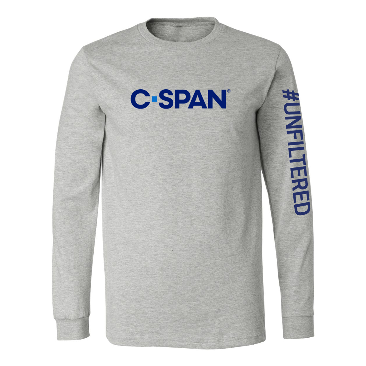 C-SPAN #Unfiltered LS T-shirt