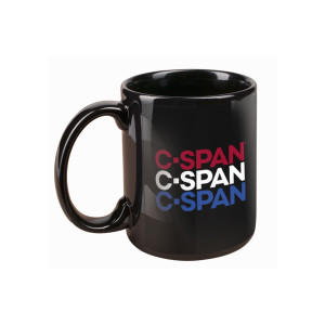 C-SPAN American Logo Mug