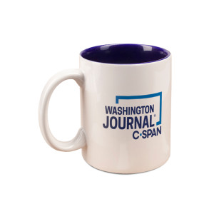 C-SPAN Washington Journal Mug