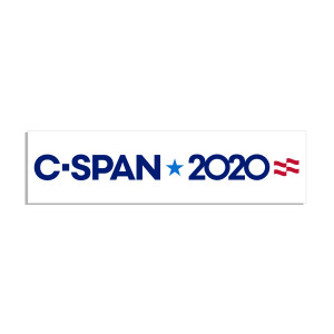 C-SPAN Campaign 2020 Bumper Sticker