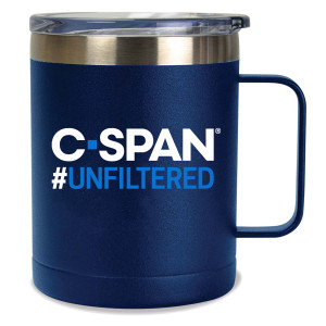 C-SPAN #Unfiltered 14oz Travel Mug
