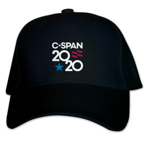 C-SPAN Campaign 2020 Baseball Hat
