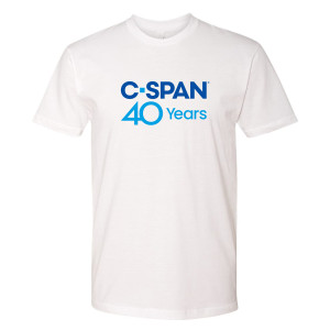 C-SPAN 40 Years T-Shirt