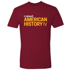 C-SPAN3 American History TV Logo T-Shirt