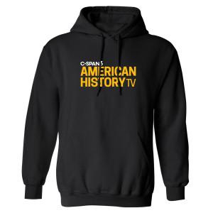 C-SPAN3 American History TV Logo Pullover Hoodie