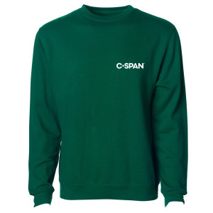 C-SPAN Make Up Your Own Mind Crewneck Sweatshirt