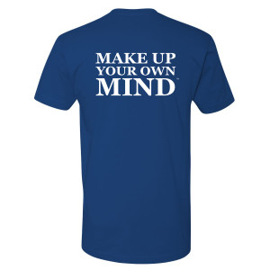 C-SPAN Make Up Your Own Mind T-Shirt