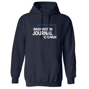C-SPAN Washington Journal Pullover Hoodie