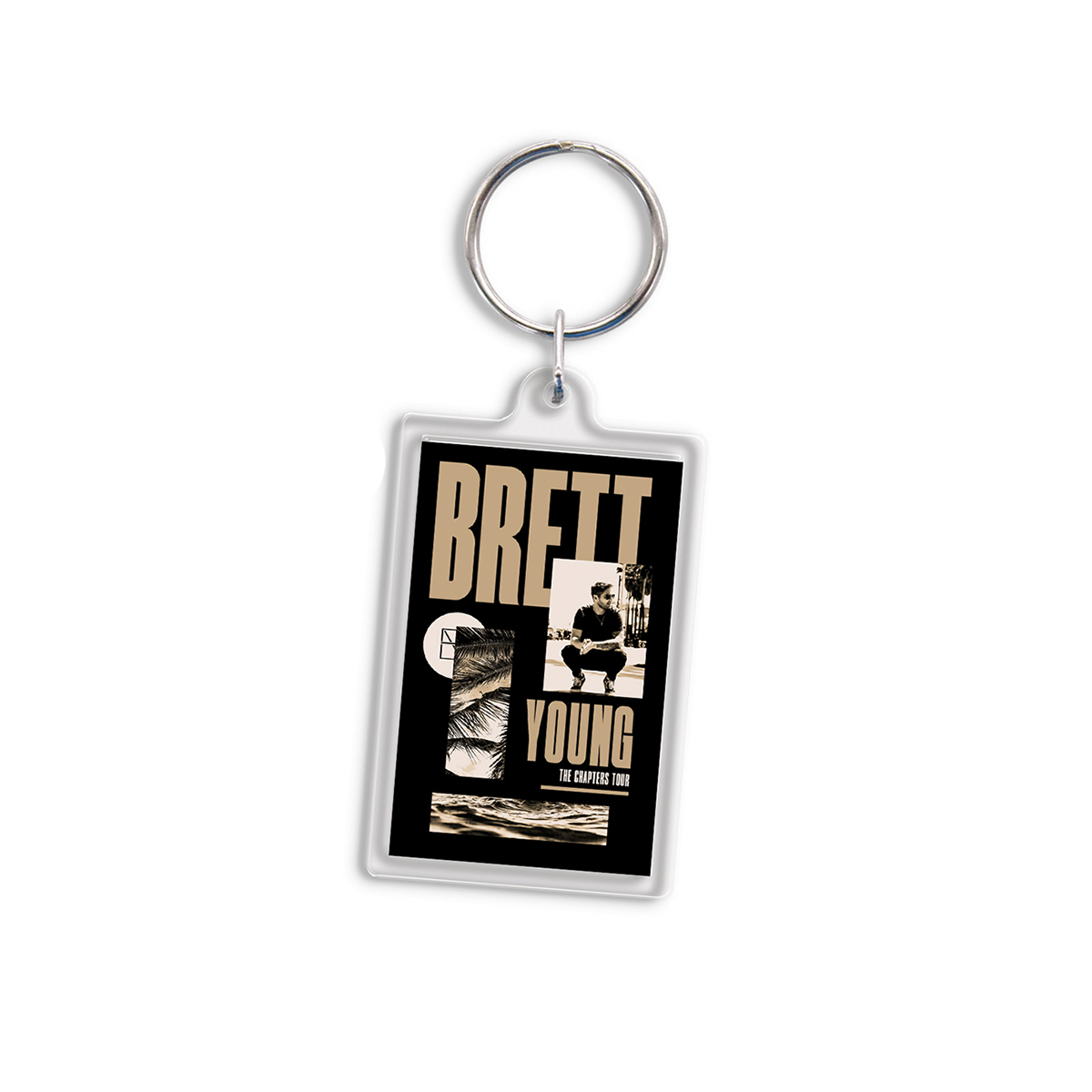 Chapters Tour Keychain