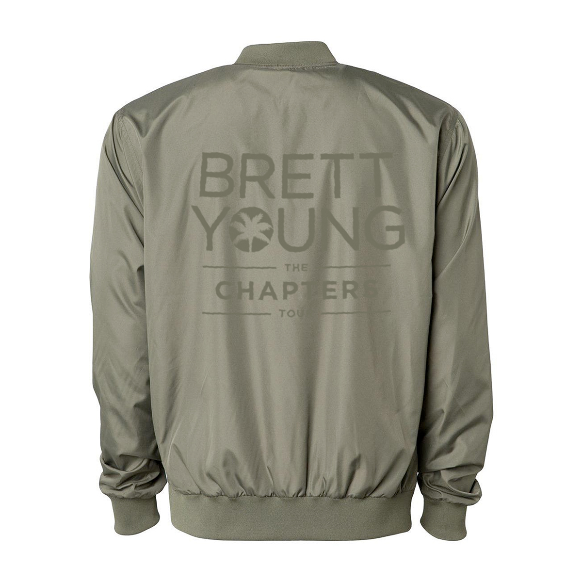 Chapters Tour Bomber Jacket