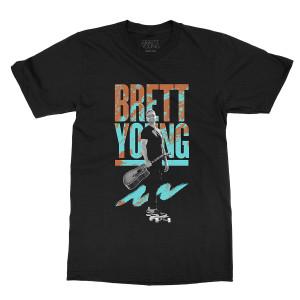 Skateboarding Black Dateback T-Shirt