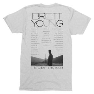Chapters Tour Photo Dateback T-shirt