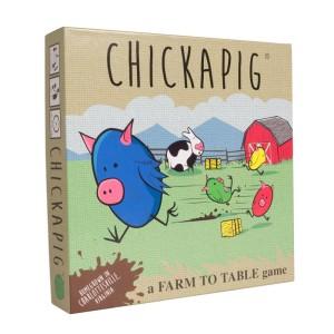 First Edition Chickapig Game - Custom Box